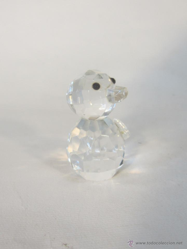Antigüedades: figura en cristal swarovsky - Foto 7 - 48209218