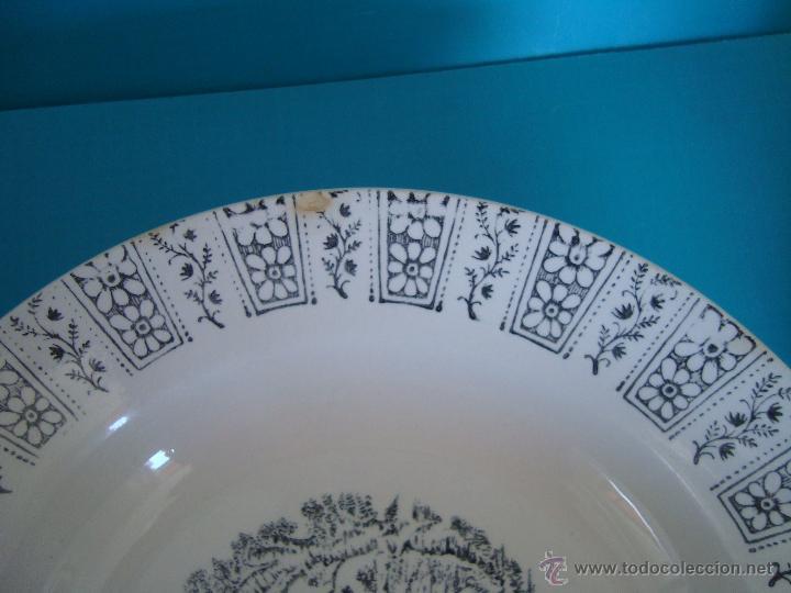 Antigüedades: PLATOS PICKMAN LA CARTUJA DE SEVILLA, PLATOS LA CARTUJA PICKMAN - Foto 4 - 48210877