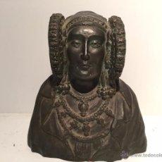 Antigüedades: DAMA DE ELCHE EN TERRACOTA.. Lote 48215165