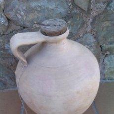 Antigüedades: CANTARO BARRO BLANCO. Lote 48228495