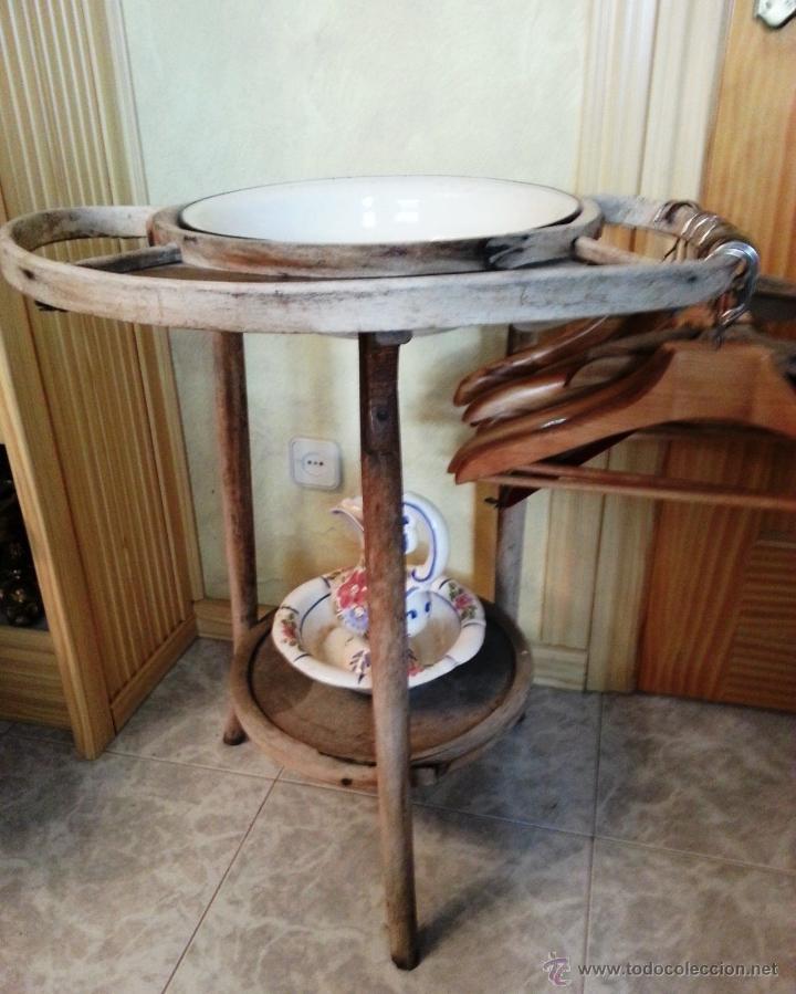 Viejo mueble lavamanos para restaurar complet comprar - Vendo muebles antiguos para restaurar ...