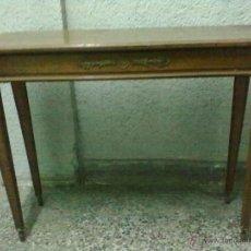 Antigüedades: MESA CONSOLA PARA RESTAURAR. Lote 48271760