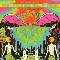 Discos de vinilo: LP THE FLAMING LIPS WITH A LITTLE HELP OF MY FRIENDS VINILO MY MORNING JACKET. Lote 48278412
