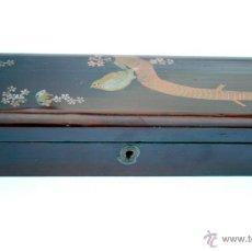 Antigüedades - CAJA EN LACA JAPONESA - PP. S. XX - 48281911