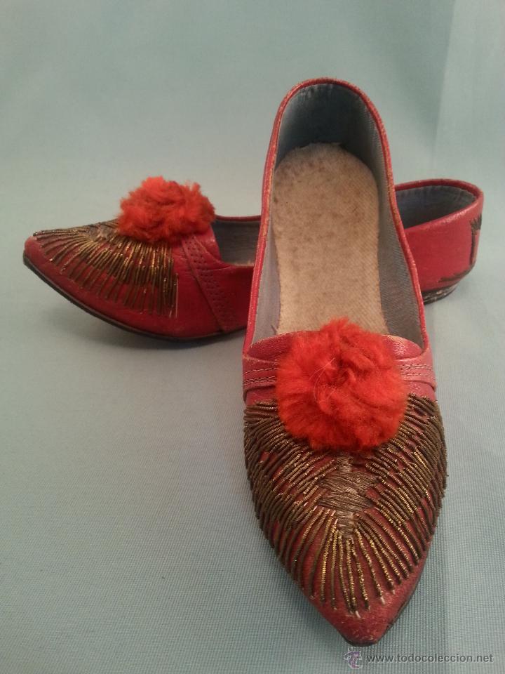 Antiguos Orientales Comprar Moda Antigua Zapatos De En Mujer UUqpx7wCr
