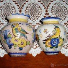 Antigüedades: PILDOREROS CERÁMICA RUIZ DE LUNA Y NIVEIRO. Lote 48303787