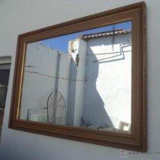 Antigüedades - espejo madera - 100579171