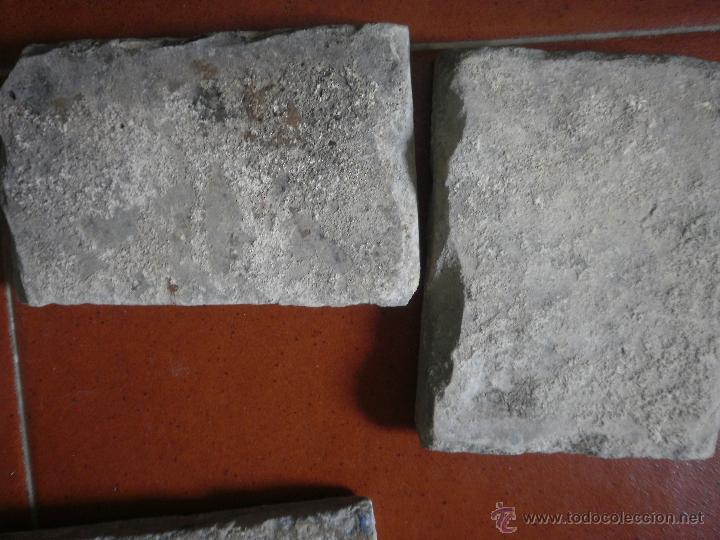 Antigüedades: Lote de azulejos antiguos. - Foto 6 - 48314321