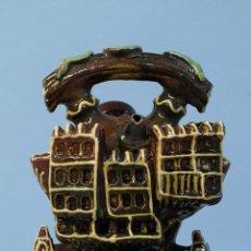 Antiquitäten - Botijo cerámica Priego Recuerdo Cuenca - 48318077