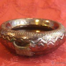 Antigüedades: ESCUPIDERA ANTIGUA. MENSAQUE RODRIGUEZ .TRIANA. Lote 48333275