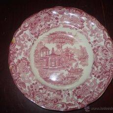Antigüedades: PLATO HONDO DE PICKMAN. Lote 48340764
