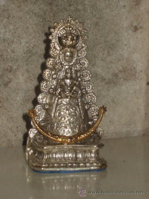 Antigüedades: ANTIGUA VIRGEN DEL ROCIO. - Foto 3 - 48366974