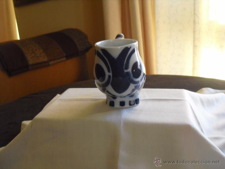Antigüedades: Figura Sargadelos Jarra Buho - Foto 2 - 48380540