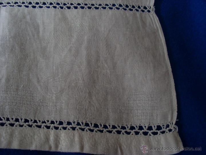 Antigüedades: Mantel de altar - Foto 9 - 48413635