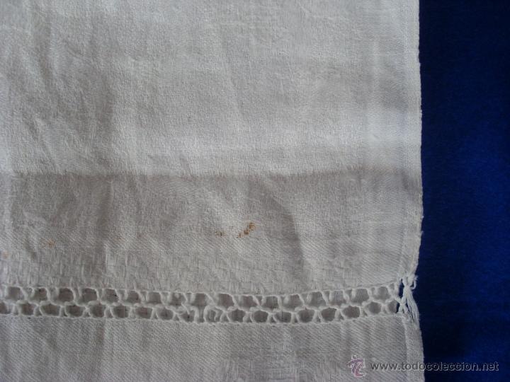 Antigüedades: Mantel de altar - Foto 10 - 48413635