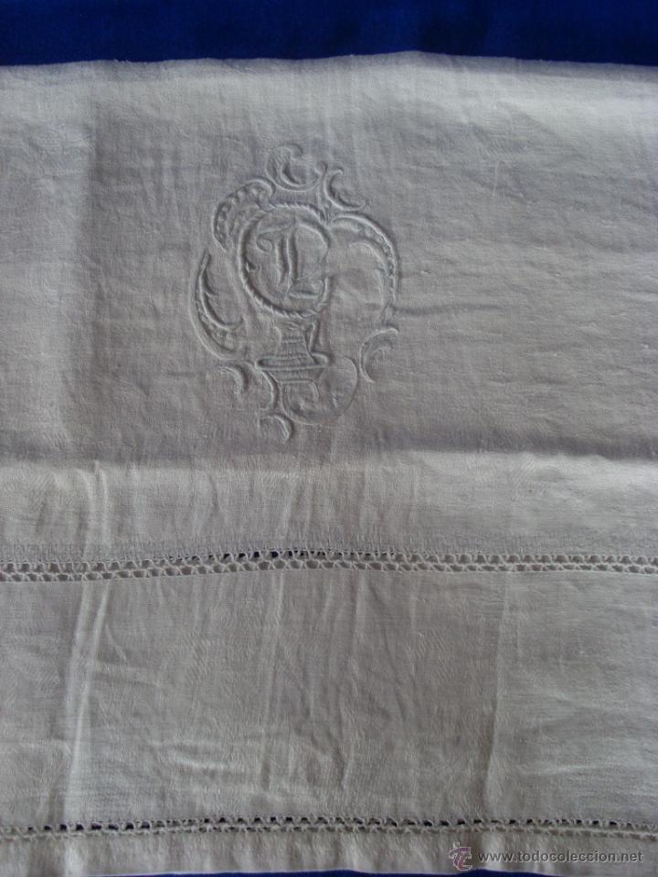 Antigüedades: Mantel de altar - Foto 11 - 48413635