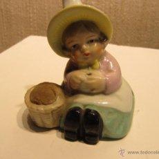 Antigüedades: FIGURA DE PORCELANA . Lote 48467590
