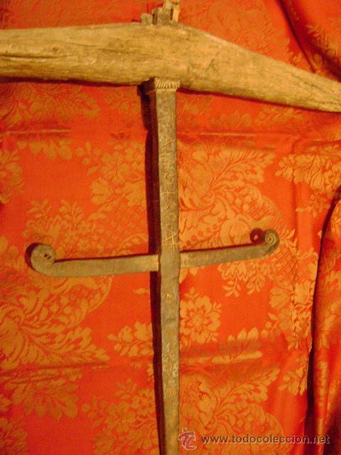 Antigüedades: HERRAMIENTA PARA MARCAR AGUJEROS EN UN VIÑEDO.AÑO 1820 - Foto 3 - 48505808