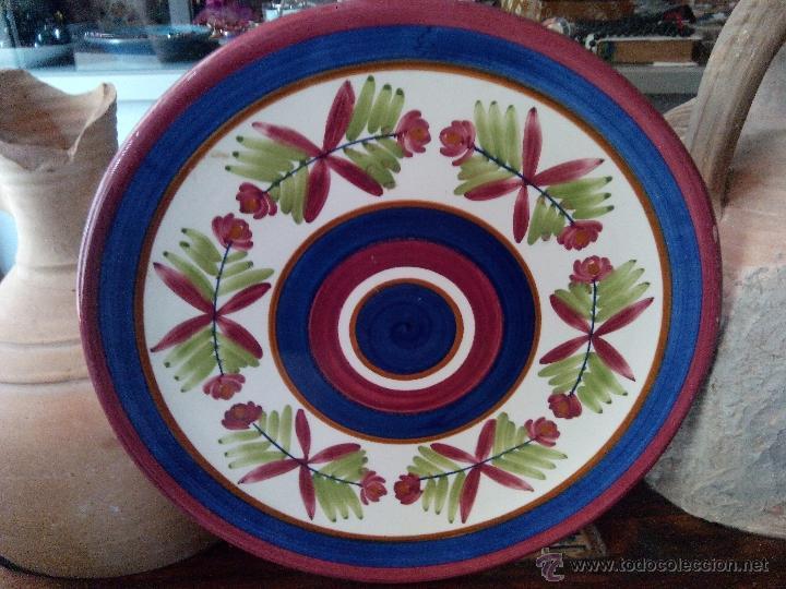 CERAMICA,SOLSONA (Antigüedades - Porcelanas y Cerámicas - Ribesalbes)
