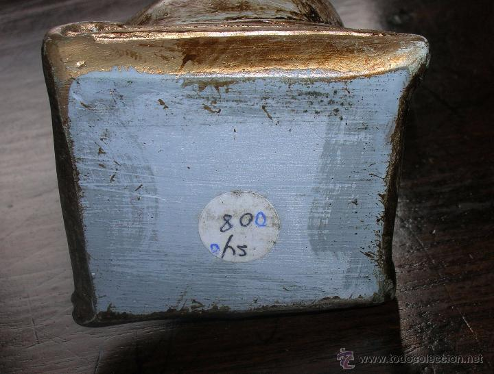 Antigüedades: VIRGEN INMACULADA EN ESCAYOLA. VER FOTOS - Foto 4 - 48539138