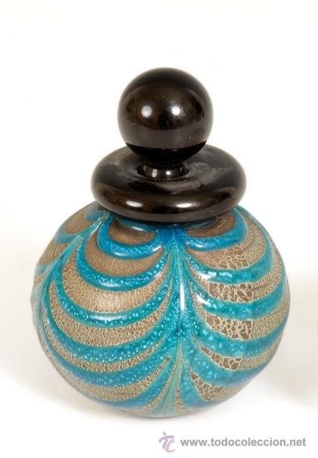 ANTIGUO PERFUMERO. VINTAGE (Antigüedades - Cristal y Vidrio - Lalique )