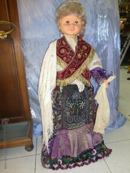 ANTIGUO E IMPORTANTE TRAJE CHARRO DE NIÑA ORIGINAL SIGLO XIX CON UNA RIQUEZA EXCEPCIONAL - SALAMANCA (Antigüedades - Moda y Complementos - Infantil)