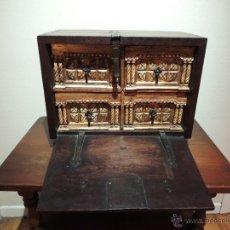 Antigüedades: BARGUEÑO SALMANTINO PEQUEÑO S. XVII. Lote 48556208