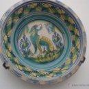 Antigüedades: LEBRILLO DE TRIANA DEL SIGLO XIX . Lote 48563026