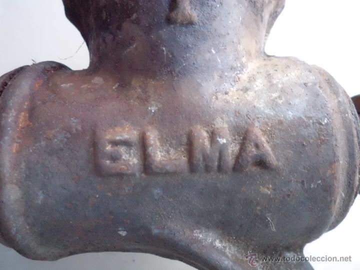Antigüedades: Picadora Elma - Foto 2 - 48590689