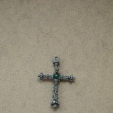 Antigüedades: CRUZ DE METAL. Lote 48605606