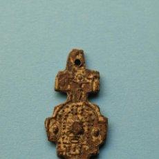 Antigüedades: CRUZ CRUCIFIJO ANTIGUO. Lote 48615951