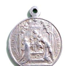 Antigüedades: MEDALLITA RELOGIOSA, SANTA ROSARIO, SANTO TOMAS. Lote 48648654