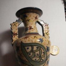 Antigüedades: PRECIOSO JARRONCITO DECORADO AÑOS 1920-30 Nº 531 EN LA BASE - PIEZA CON ARTE OTRAS EN MI TIENDA TC. Lote 48666935