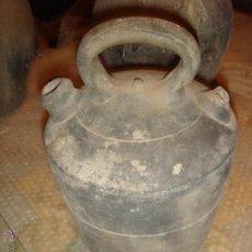 Antigüedades: ANTIGUO BOTIJO DE CERAMICA DE VERDÚ, DE LOS AÑOS 20. Lote 45396678