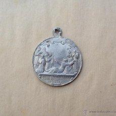 Antigüedades: MEDALLA DE SAN FRANCISCO, BENEDICTIO S.P. FRANCISCI 1226-1926. Lote 48691956