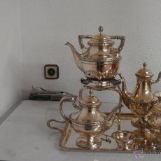 Antigüedades: JUEGO DE CAFE Y TE. Lote 48702914