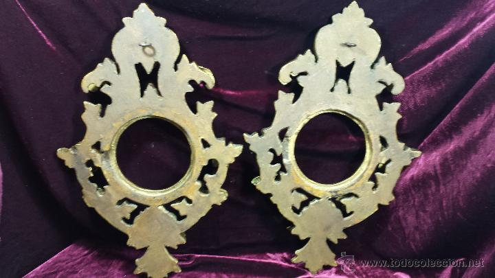 Antigüedades: MARCOS CORNUCOPIAS - Foto 4 - 48725940