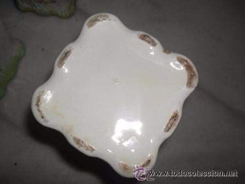 Antigüedades: Porcelana alemana - tarros de cocina, estilo modernista - Foto 9 - 48734952