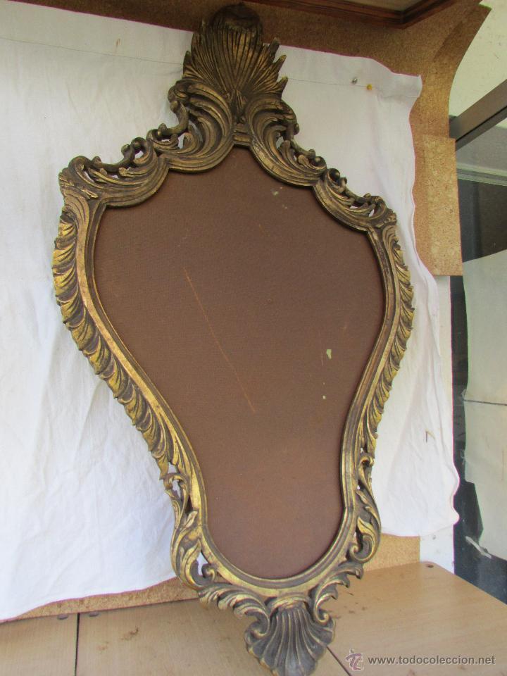 marco para cuadro o espejo en madera de castaño - Comprar Espejos ...