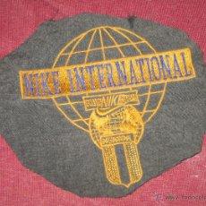 Antigüedades: PARCHE DE NIKE INTERNATIONAL... . Lote 48746784