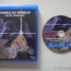 Series de TV: BLU-RAY - PADRE DE FAMILIA: BLUE HARVEST. Lote 48815836