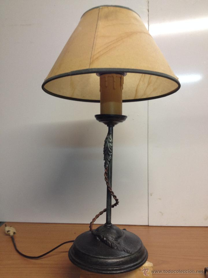 LAMPARA MESA (Antigüedades - Iluminación - Lámparas Antiguas)
