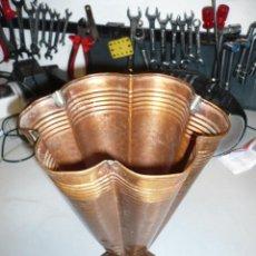 Antiquitäten - florero de bronce? - 48863138