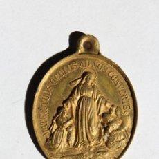 Antigüedades - M- 224. MEDALLA RELIGIOSA HIJAS DE LA INMACULADA CONCEPCION. - 48863689