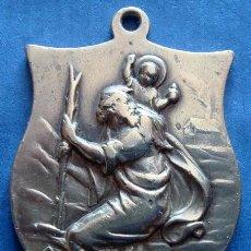 Antigüedades: MEDALLA RELIGIOSA . Lote 48906116