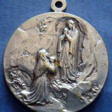 Antigüedades: MEDALLA RELIGIOSA . Lote 48906456