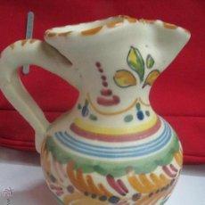 Antigüedades: JARRA DE PORCELANA TOLEDO. Lote 48920851