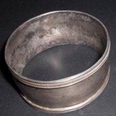 Antigüedades - Servilletero plata - 48942951