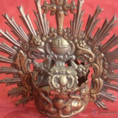 Antigüedades: CORONA ANTIGUA. Lote 48956834