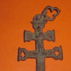 Antigüedades - Cruz de caravaca siglo XIX - 48963637